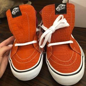 a2cadd52e33007 Supreme Shoes - Vans x Supreme Sk-8 Mid Pro